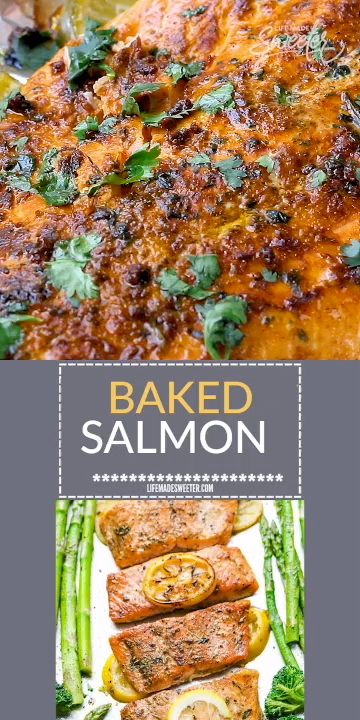 Baked Salmon images