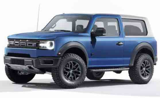 2020 Ford Bronco Release Date and Price Ford USA Cars