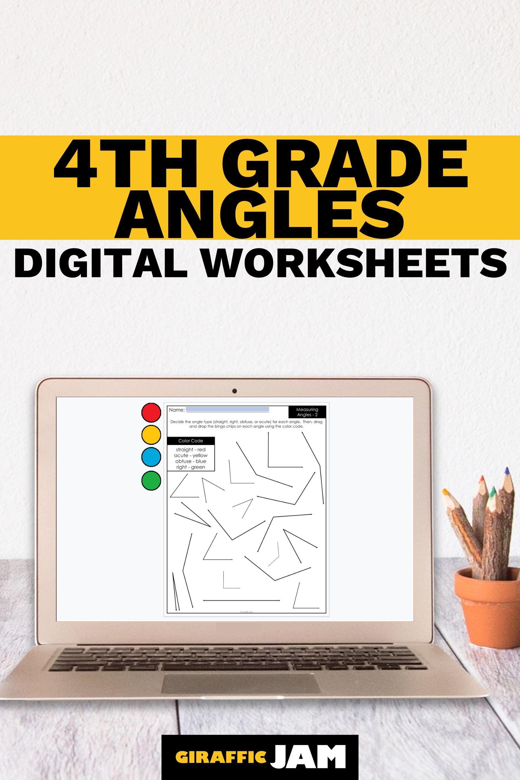 4th Grade Measurement Measurement Worksheets Angles Measuring Angles Digital Works Google Classroom Activities Measurement Worksheets Google Classroom [ 2700 x 1800 Pixel ]