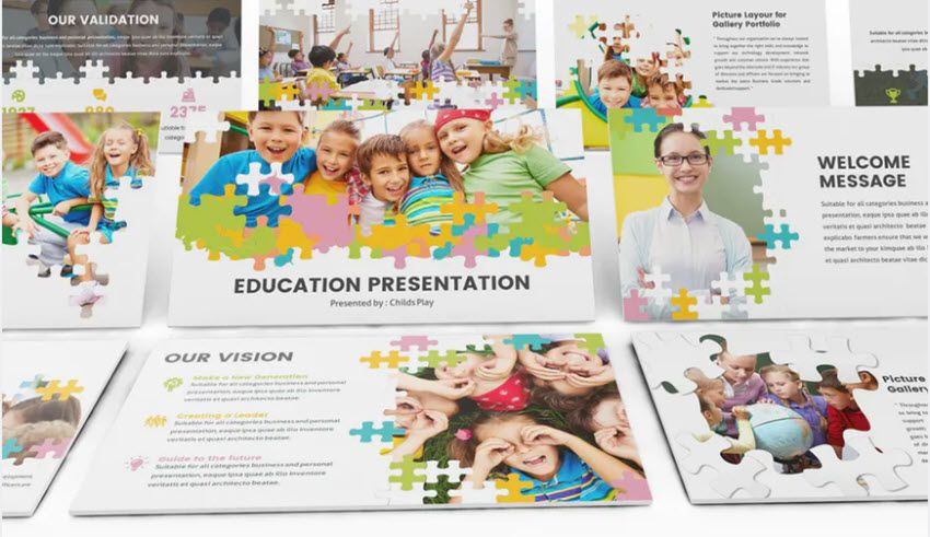 25 Fun PowerPoint Game Templates & Creative Puzzle PPT ...