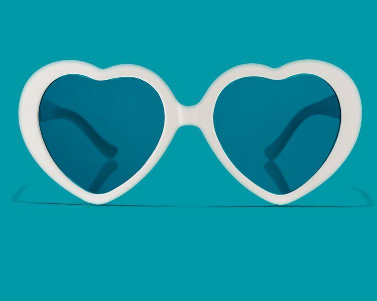 f1d226b3be3 White Prescription Heart-Shaped Glasses  4420230