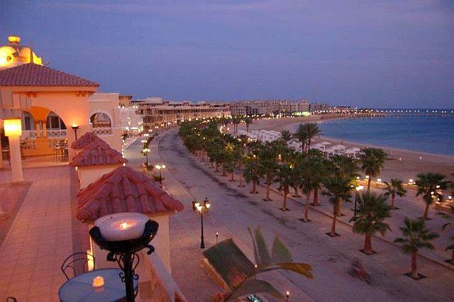 Promenade At Sahl Hasheesh Hurghada Egypt Hurghada Egypt