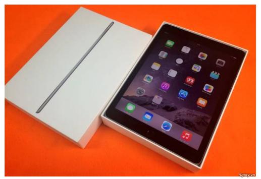 iPad Air2 16G WIFI4G FULL box Trùng IMEI Đầy Đủ PK Zin | 7 Ngày Đổi
