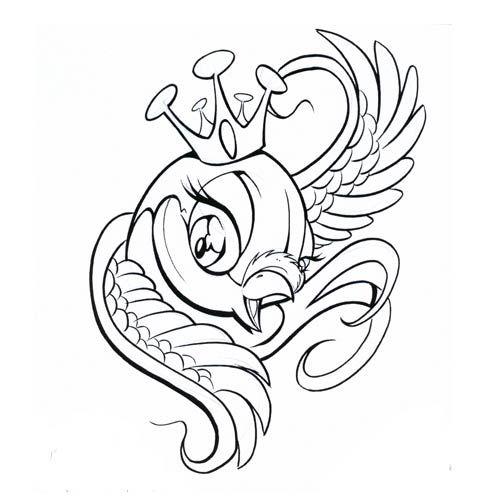 New School Bird Tattoos Sparrow Tattoos Ideas Pictures Of
