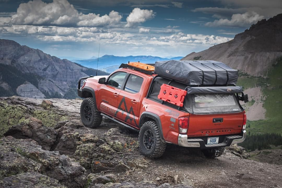 Pin On Toyota Tacoma Overland Builds