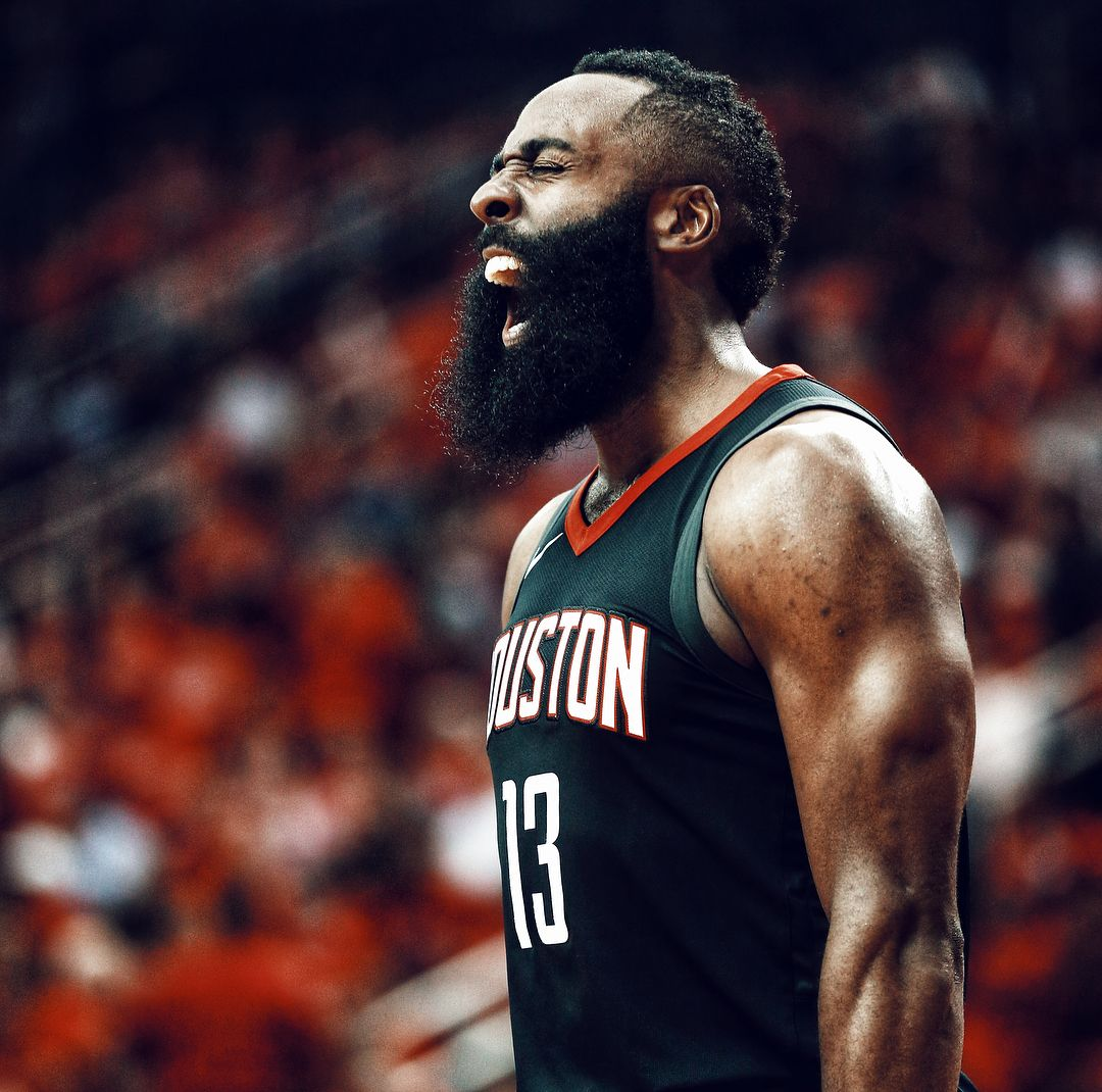 Pin by Ellen Leach on Basketball | James harden, Nba ...