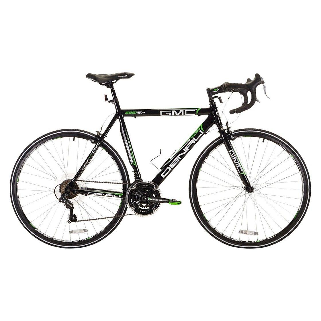 Kent Men S Denali 28 Road Bike Black Green Compras Cosas Para Comprar