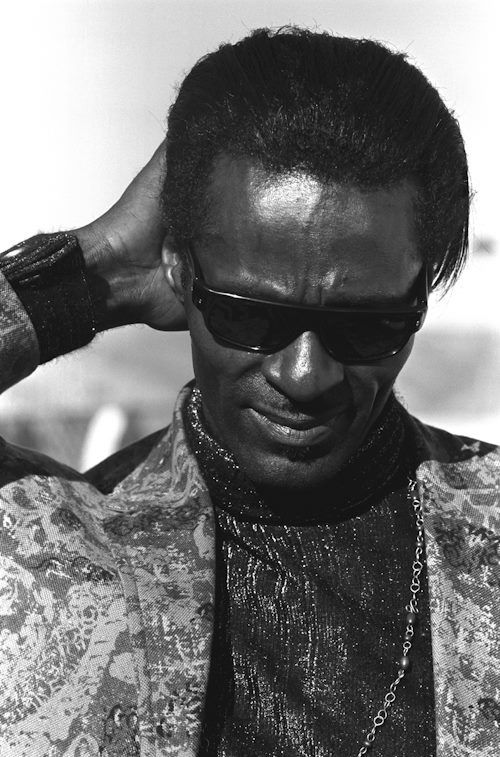 Chuck Berry (The definition of cool) Photo Credit : Baron Wolman