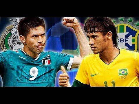 MEXICO vs BRASIL (sabado 11 agosto 2012) MEDALLA DE ORO MEXICO FUTBOL OLIMPIADAS LONDRES 2012