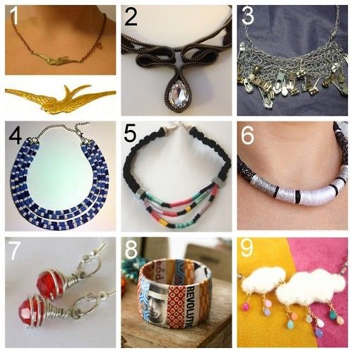 Which one of these jewellery designs would you like to make which one of these jewellery designs would you like to make yourself diy solutioingenieria Images