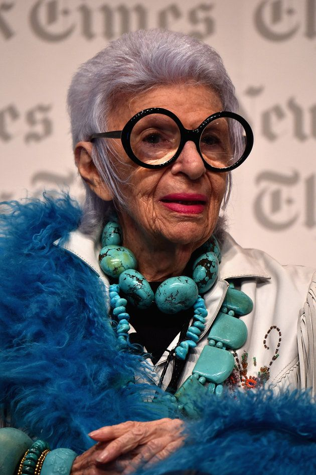 At 93, Iris Apfel still has some of the best fashion advice