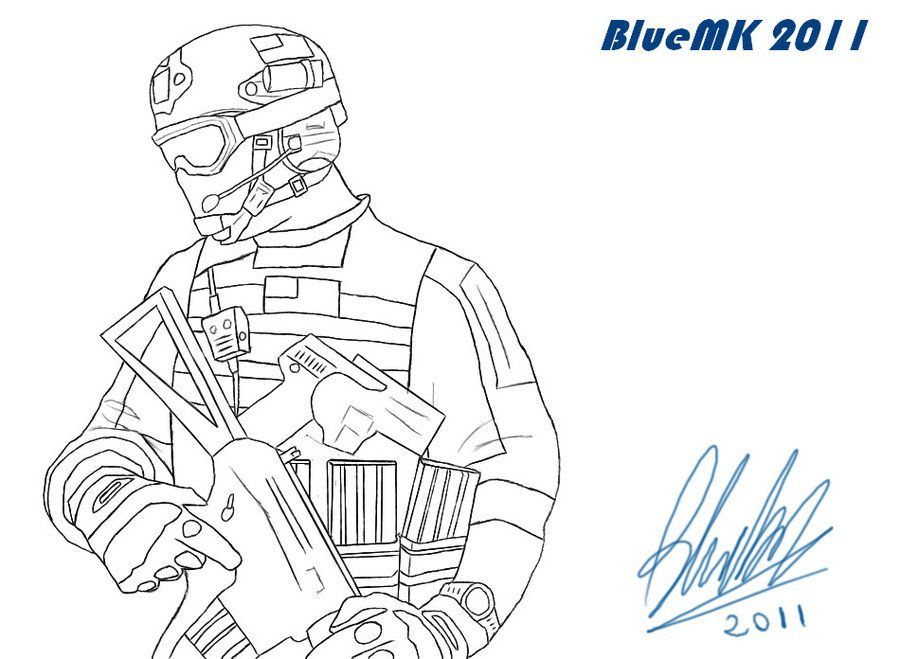 Call of Duty Coloring Pages - Bing images | Coloring pages ...