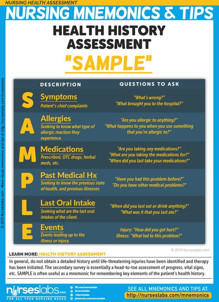 Nursing Health Assessment Mnemonics \ Tips Vital signs, Nursing - sample health risk assessment