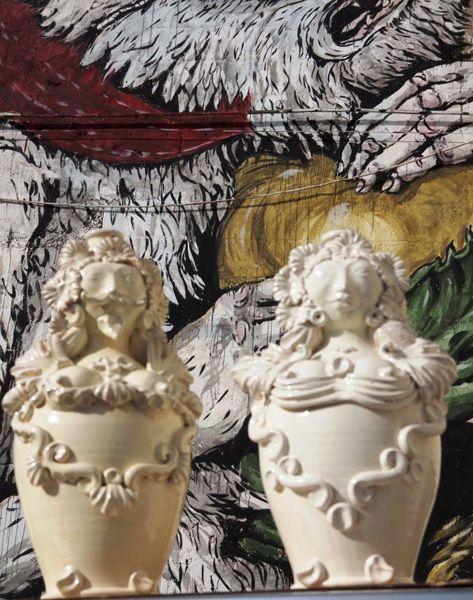 g31 Ceramiche Nicola Fasano Italian Pottery