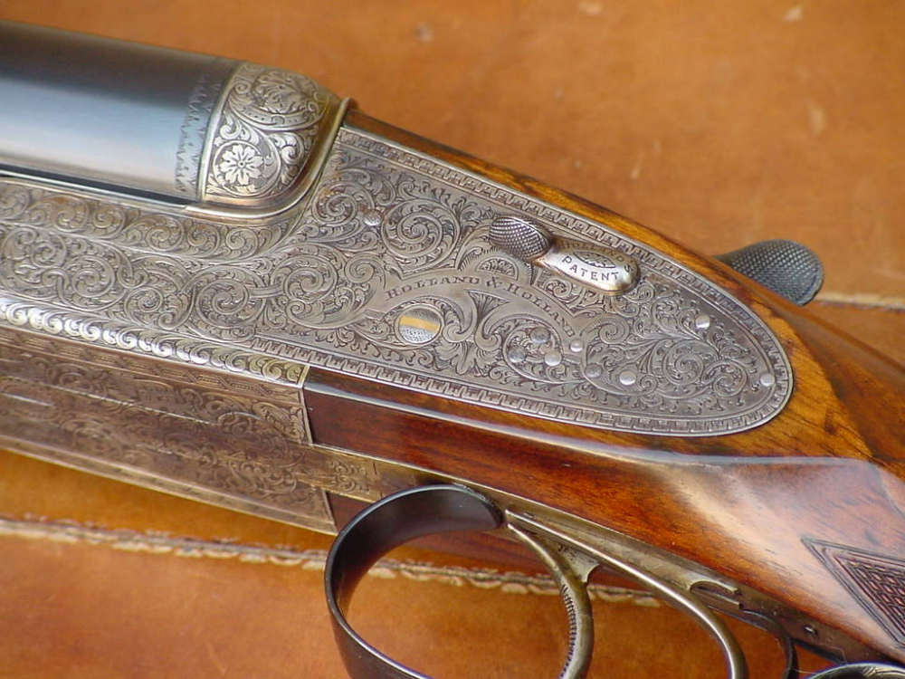Pin on English Shotguns