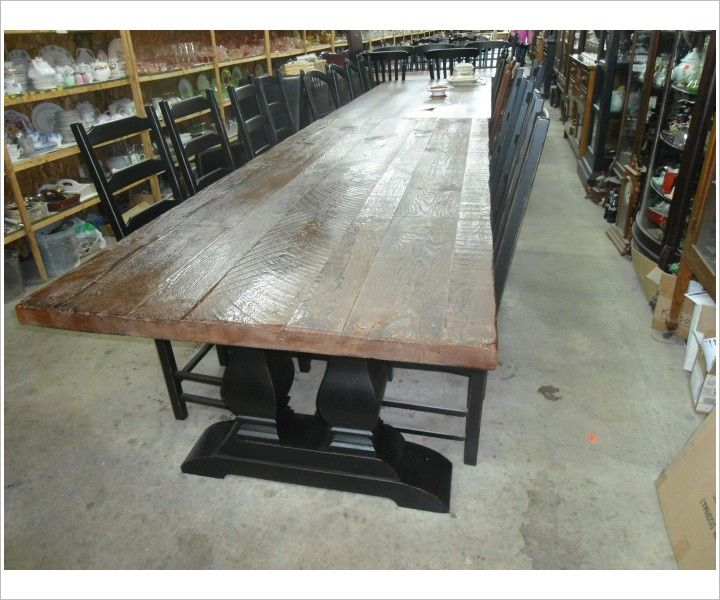 dining table company boards. really like the black pedestal and thick table. want company boards. dining table boards s