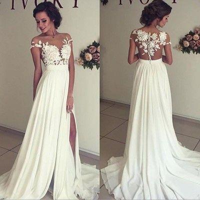 Cheap White Prom Dresses Tumblr