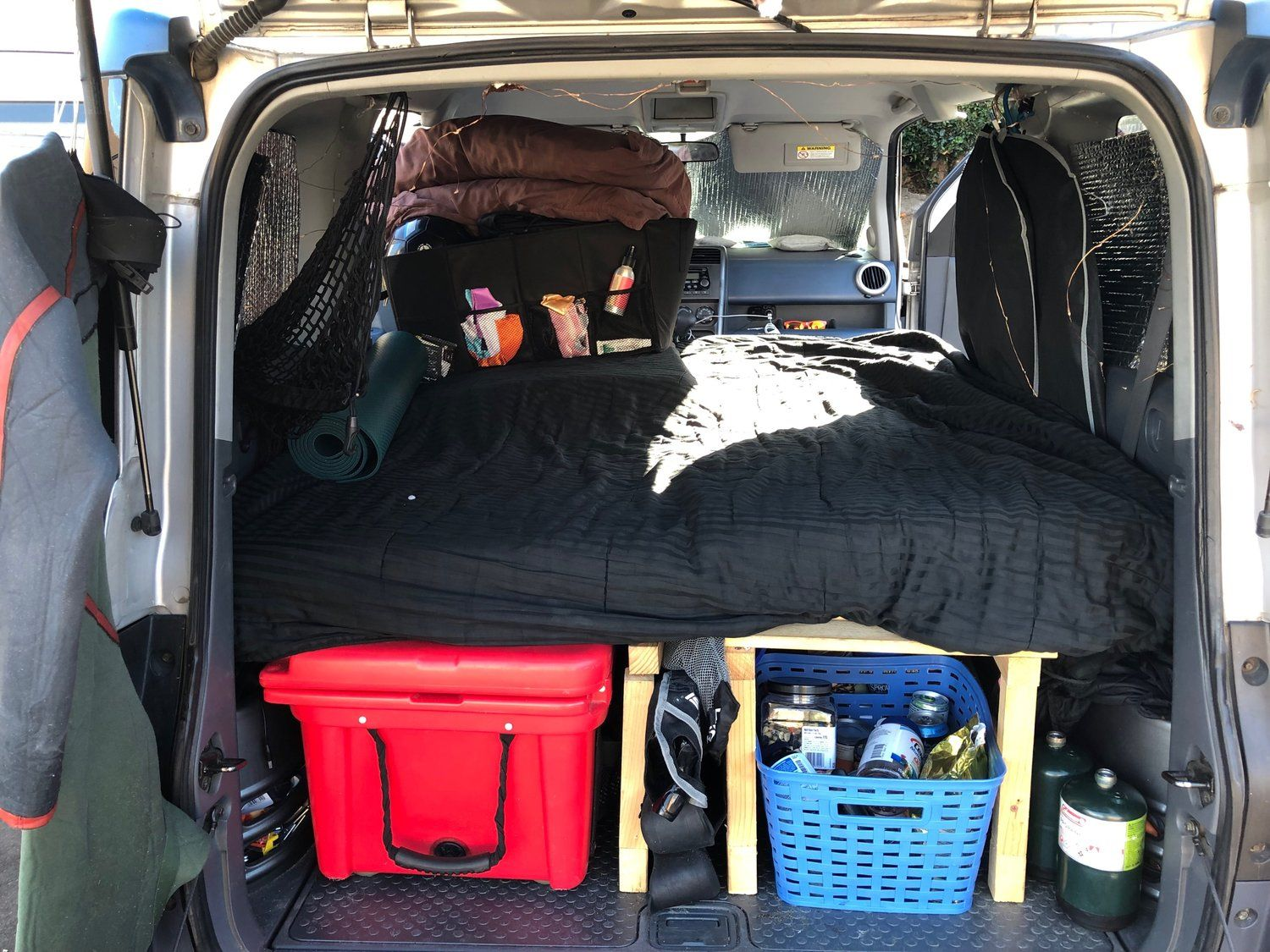 How I Save Over 1000 A Month By Living In My 2005 Honda Element Aldacoacro In 2020 Honda Element Honda Weekend Camping Trip