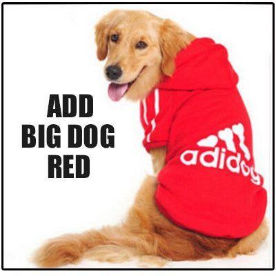 High Fashion Dog Coat Jacket 4 Colors S M L Xl 2xl Dog Coats