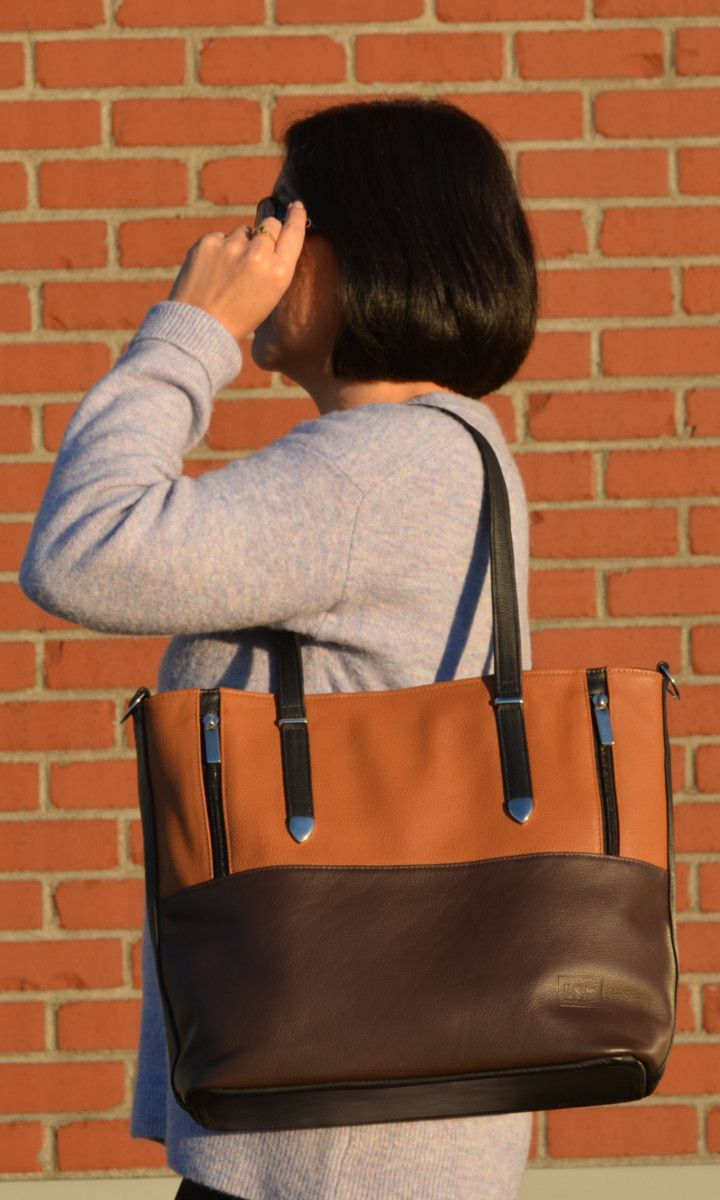 Florence Is An Elegant Leather Handbag That Will Make You Look Sensational The Brown And