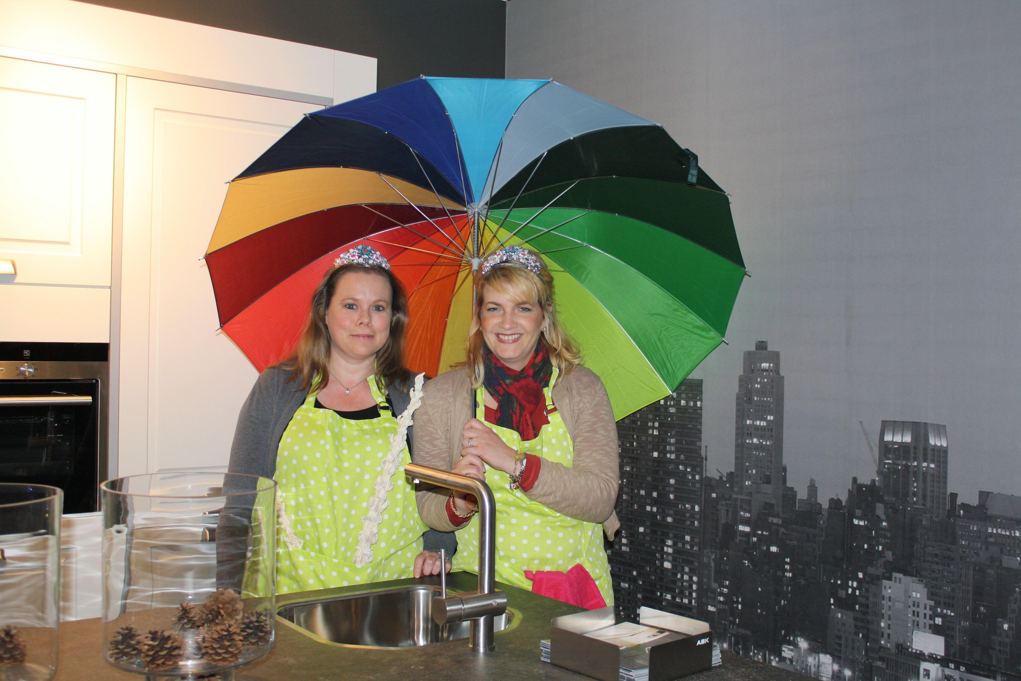 Keuken prinsessen bij Grando Hazerswoude!