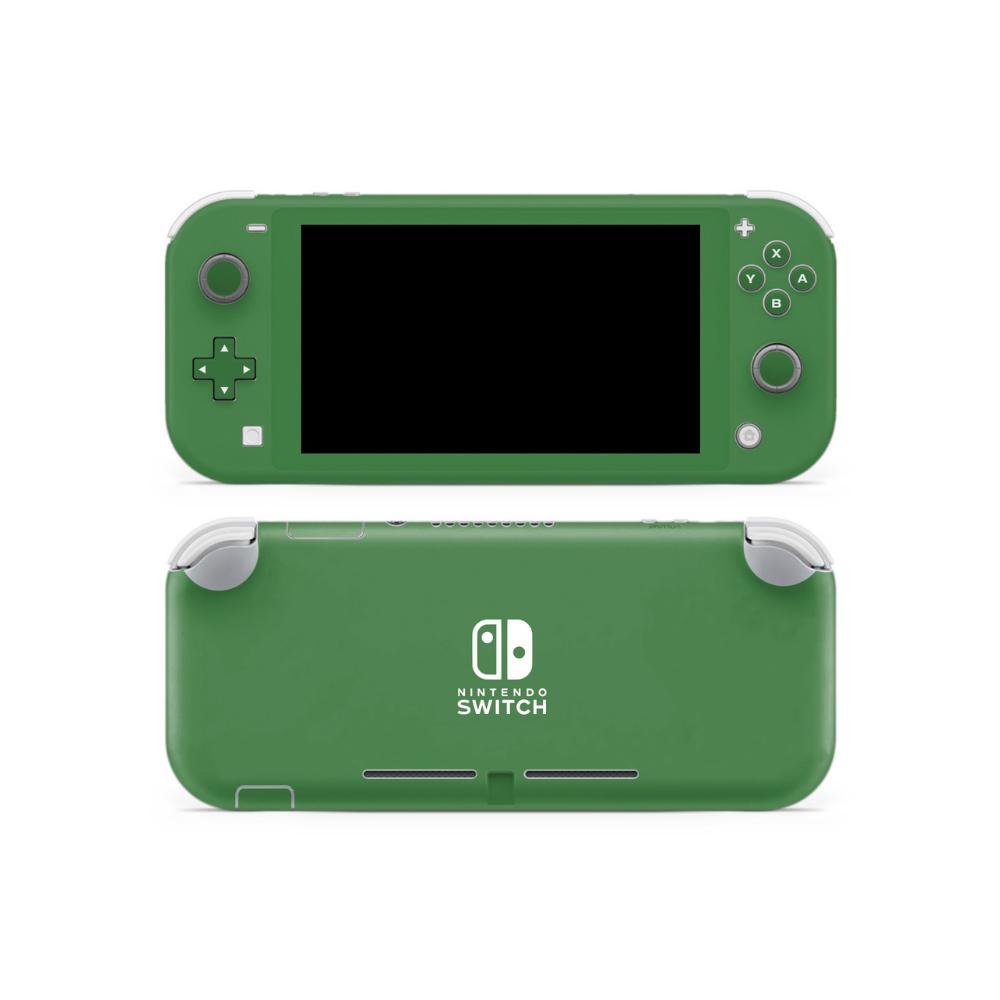 Fern Green Switch Lite Skin Nintendo Switch Accessories