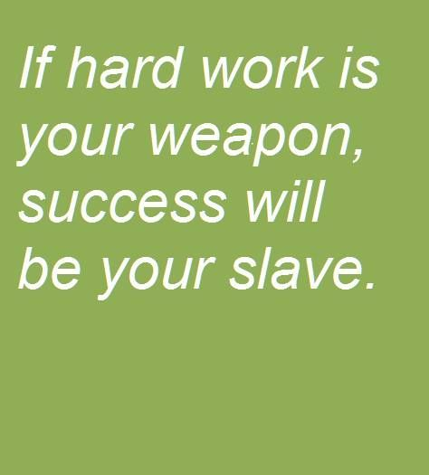 Word For Hard Working