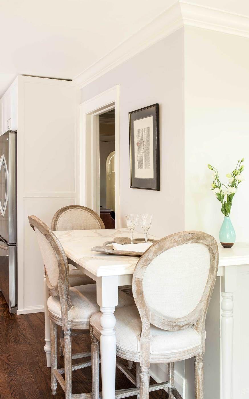 French kitchen table  Allenby  Kitchen  Pinterest