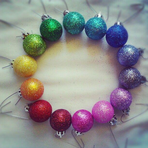 45++ Glitter on outside of ornament trends