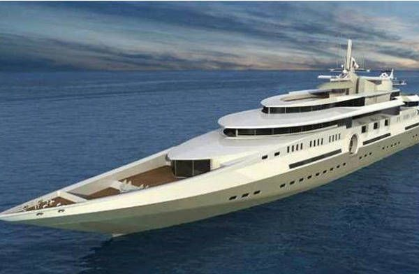 The Longest Private Yacht In The World Currently The Most Expensive