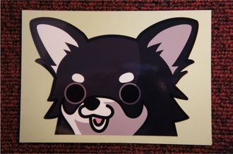 Chihuahua sticker/decal