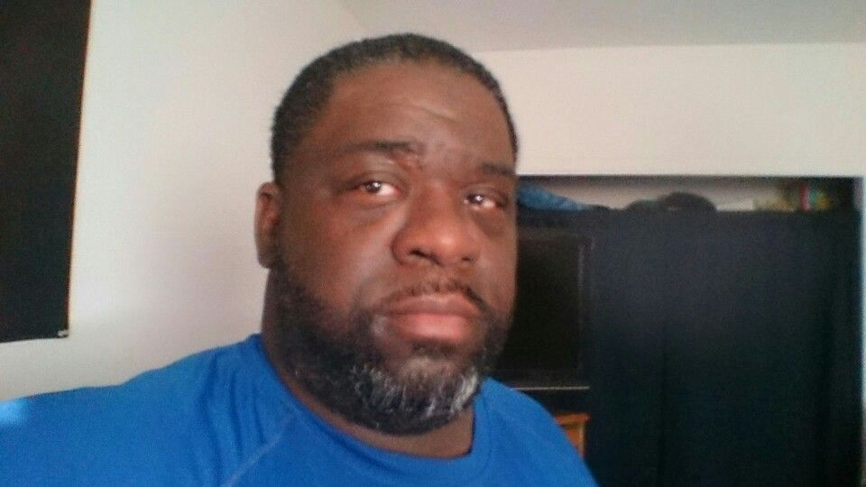 Me with a beard, looking like the lost brother from Levert. .....lol