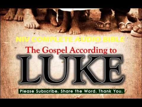 Luke Chapter 24 - NIV Complete Audio Bible