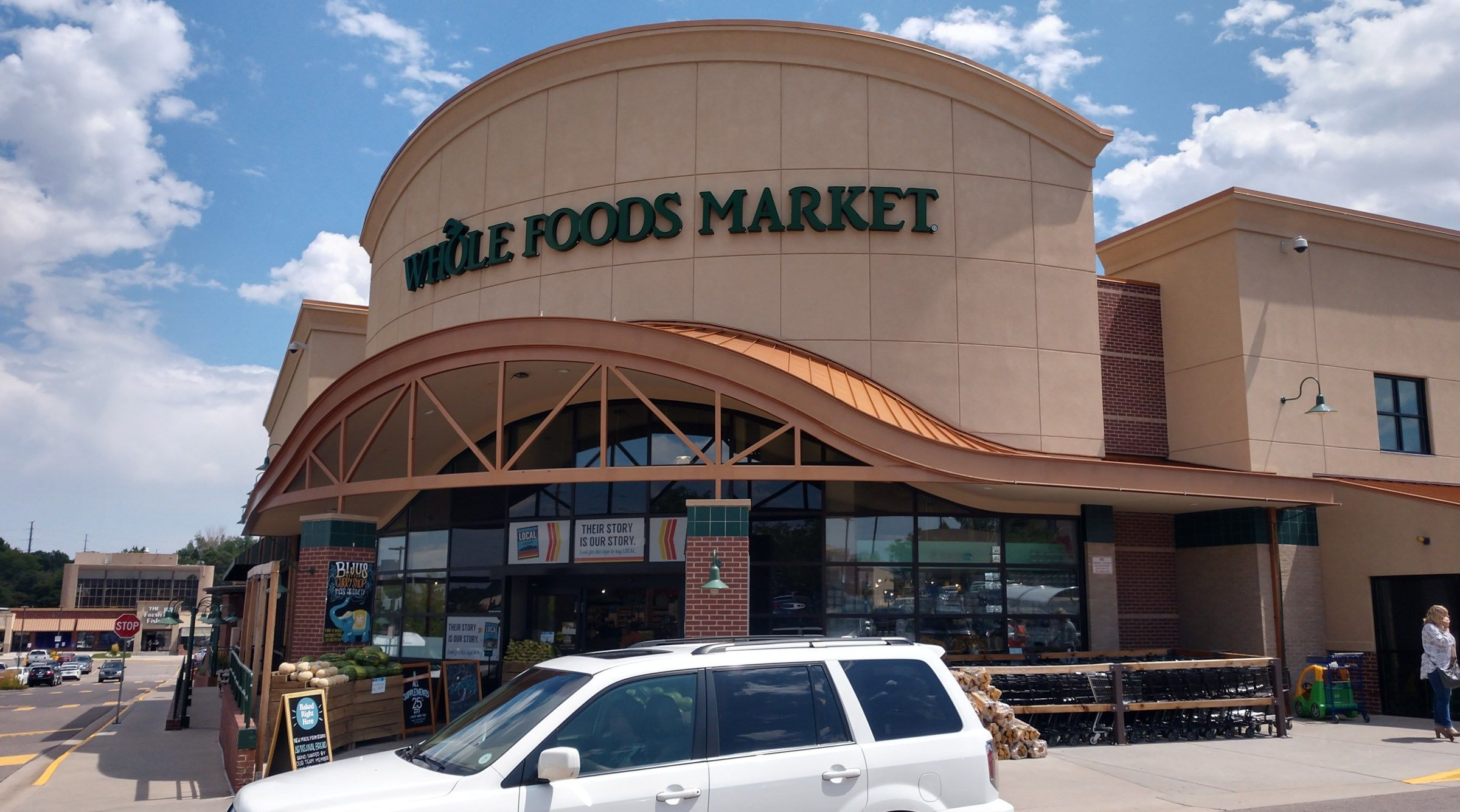 Some weird aspects of amazon and whole foods market mad