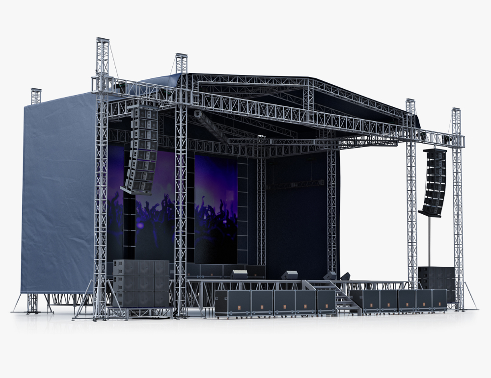 Concert Stage Design Google Search