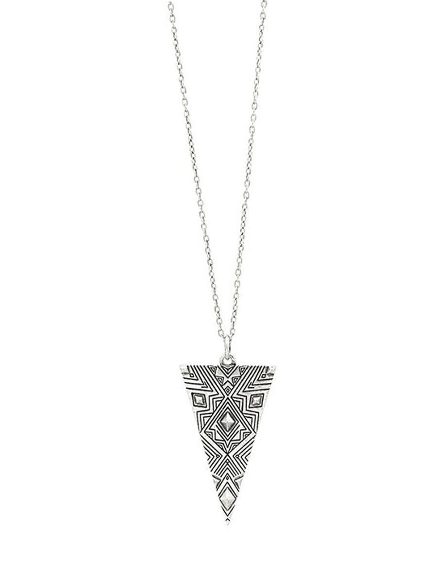 I purchased this house of harlow 1960 engraved triangle pendant i purchased this house of harlow 1960 engraved triangle pendant necklace on sale recently and i mozeypictures Gallery