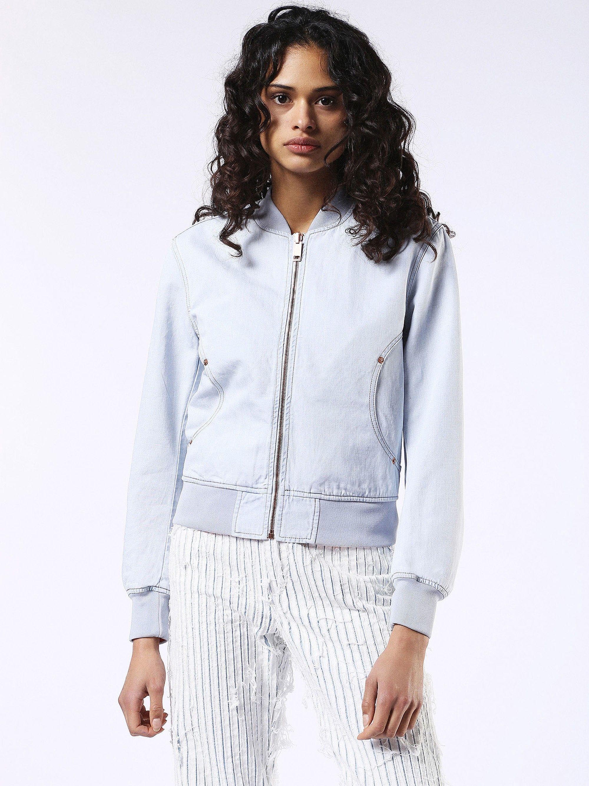 Diesel De Gio Denim Jackets Diesel Cloth Diesel Fashion Fashion Jackets [ 2667 x 2000 Pixel ]