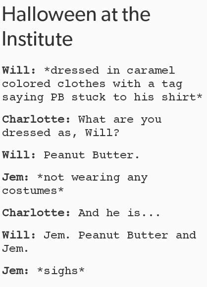 Will Herondale with Charlotte and Jem