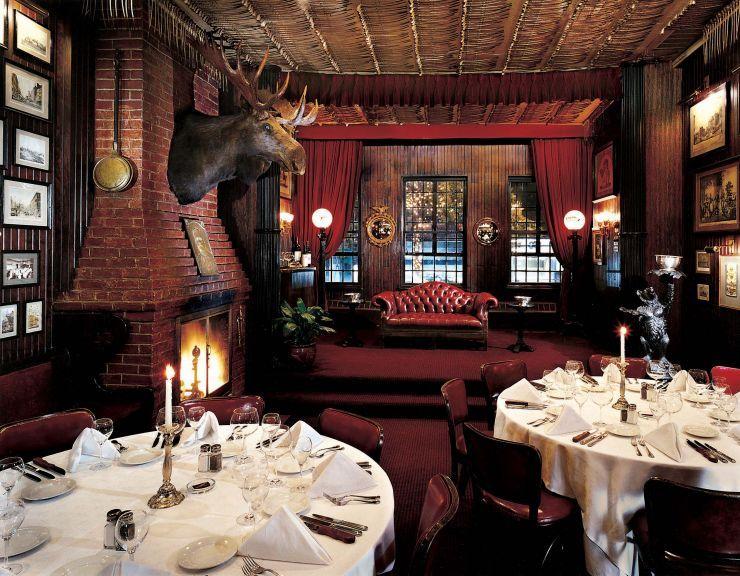 Steak House Images Manhattan Style Keens Steakhouse