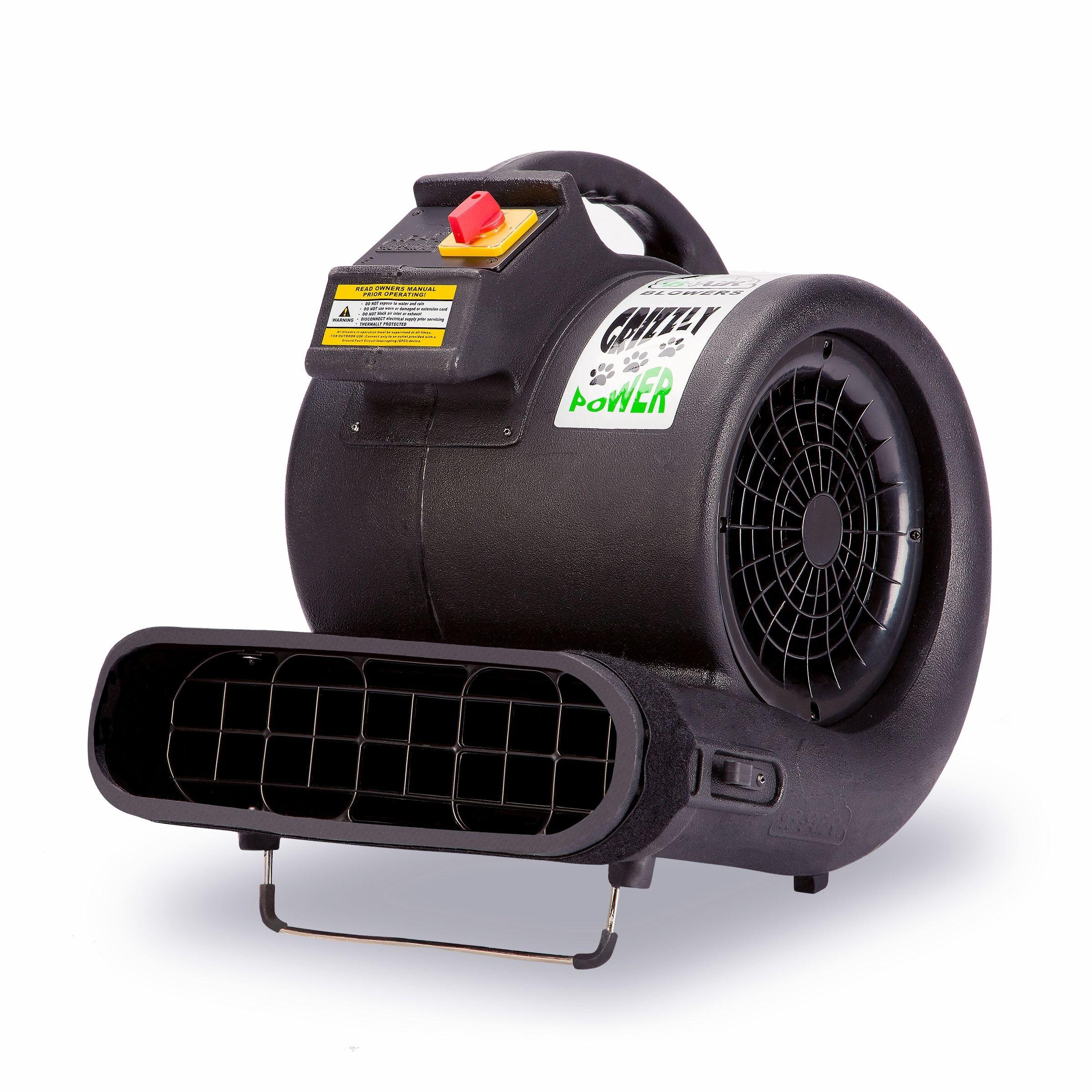 B Air Grizzly Gp 1 1 Hp 3550 Cfm Air Mover Carpet Dryer Floor Fan For Water Damage Restoration Black Outdoor Power Equipment Flooring Restoration