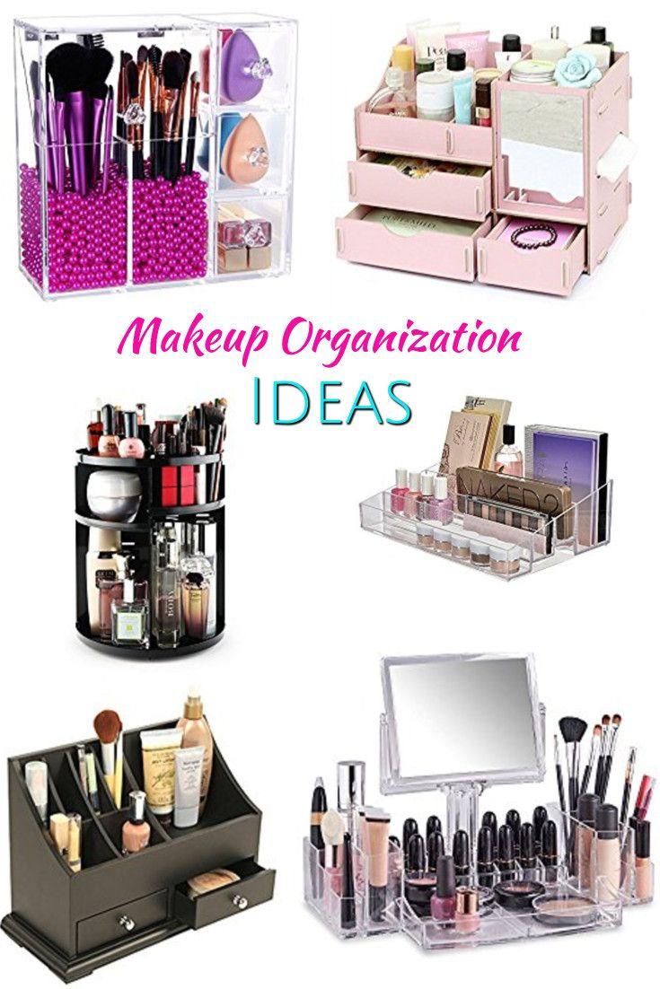 Best Makeup Organization Ideas images