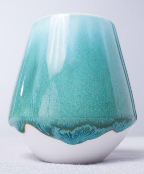 Reiko Kaneko Exploring Glaze Exhibition At Elementary Store For London Design Festival 2015 Glaze Ceramics Ceramic Tableware Ceramics