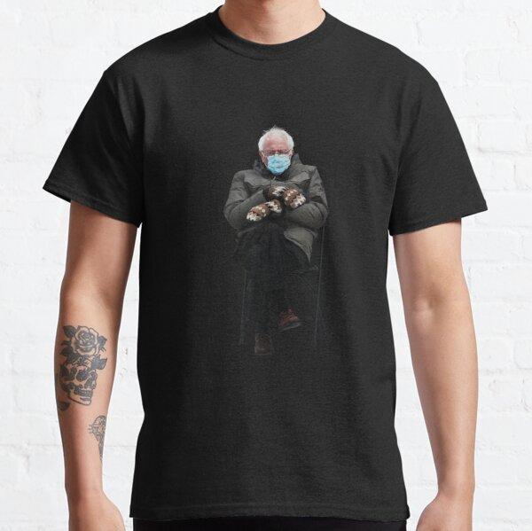 Bernie Sanders Essential T Shirt By Sasharusso In 2021 Cool T Shirts Girls Tshirts Tshirt Colors