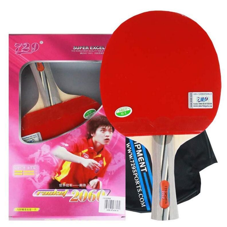 Visit To Buy Playa Pingpong Ritc 729 Friendship 2060 Pips In Table Tennis Racket With Case For Pingpong Advert Table Tennis Racket Table Tennis Ping Pong