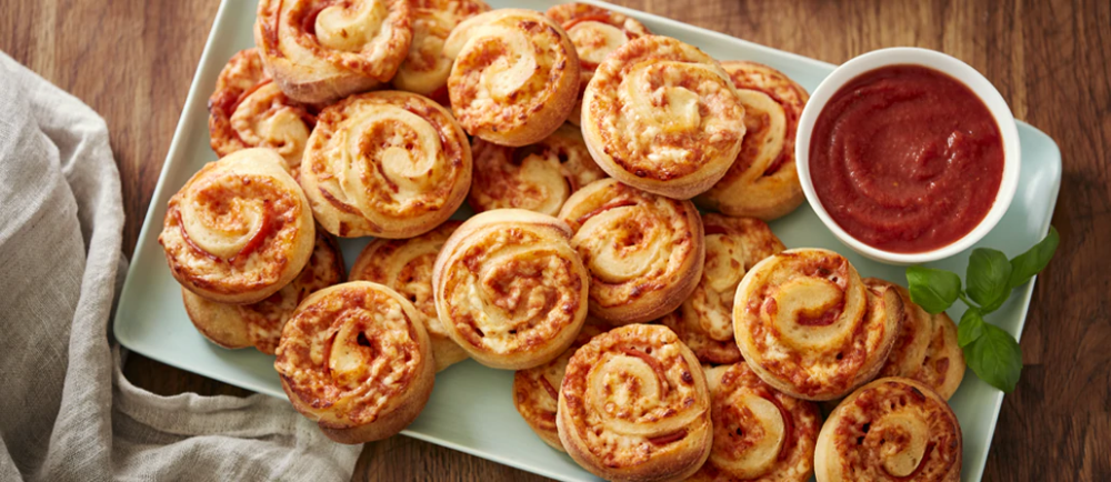 Air Fryer Pepperoni Pizza Rolls in 2020 Pizza rolls, Air