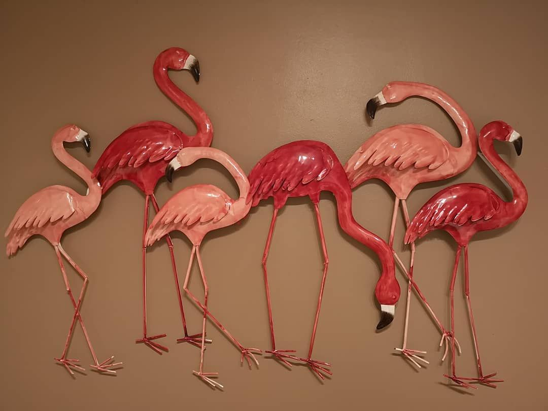 [New] The 10 Best Home Decor (with Pictures) - Flamingos on a wall #decoration…
