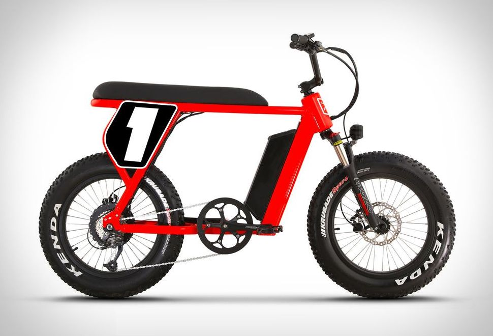 Juiced Electric Scrambler Electric Motorbike Electric Bike Scrambler