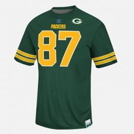NFL Mens Green Bay Packers Nelson Reversible Mesh Top