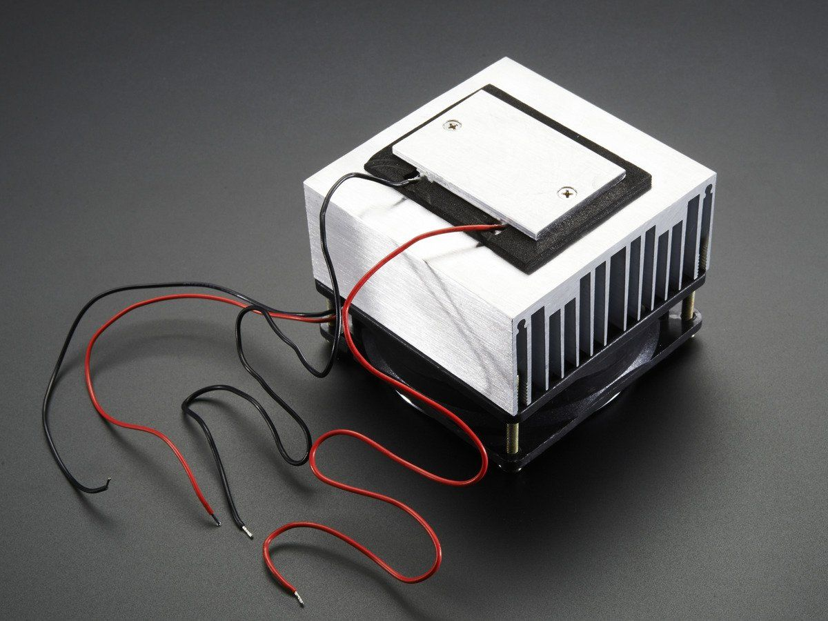 Peltier Thermo Electric Cooler Module Heatsink Assembly 12v 5a Diy Electronics