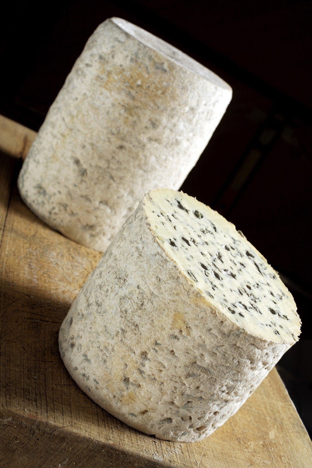 Produced in the Auvergne region, Fourme d'Ambert (or simply Ambert) is one of France's oldest cheeses. The cheese is a traditional, farmhouse blue cheese that is more supple and dense than most blues.